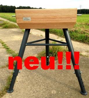 Ambossständer BB, Holz/Stahl, höhenverstellbar (St.)