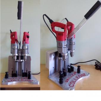 Bohr- und Gewindeschneidemaschine COLLEONI-BIS, 230 V (St.)