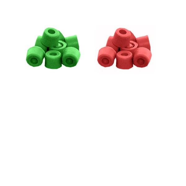 Franks-Gummistopfen/-Plugs für Gewindelöcher (Beutel 40 St.)